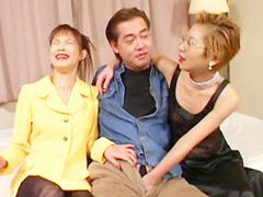 【無修正】No.3心配ご無用!怪傑痴熟女 坂口華奈