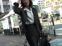 【無修正】完全ドキュメント・四十路OLの初AV体験 椎名悦子