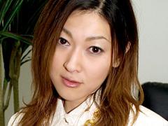 【無修正】喜多村真里子 初裏 身体で返済する三十路妻