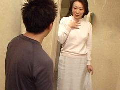 【無修正】吉川美奈子 四十路浮気熟女と義理の弟