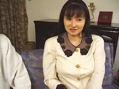 【無修正】園田美樹 初裏 遊び慣れていない三十路巨乳清楚妻