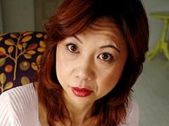 【無修正】【中出し】竹田悦子  マ●コ寂しや五十路未亡人