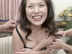 【無修正】夕飯前にヤリまくる巨乳四十路美人妻 西沢日出美