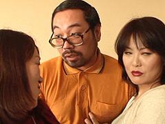 【無修正】【中出し】関口美津子 香月家にきたおばさん