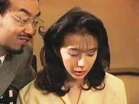 動画ナビあんてな:【小林ひとみ】弱みを握られた社長夫人がヤリまくりです!