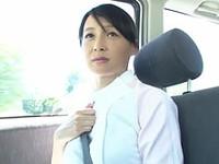 ダイスキ!人妻熟女動画 :「ごっくんするんですか…」見知らぬ男達の精液を飲みまくる五十路熟女 安野由美