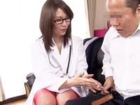 ダイスキ!人妻熟女動画 :おばさん院長が自らの肉体でもってED治療のお手伝いいたします 翔田千里