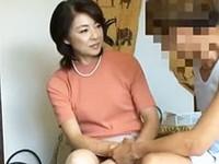 ダイスキ!人妻熟女動画 :おばさんレンタルでやってきた五十路おばさんを全力で口説いてセックス大成功!