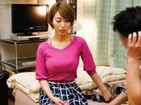 ダイスキ!人妻熟女動画 :自宅に熟女デリヘル呼んだら知り合いの奥さんがやってきた! 君島みお