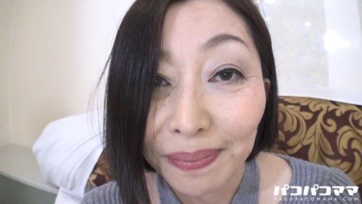 パコパコママ : 五十路熟女のアナルチャレンジ 保坂友利子 53歳