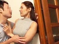 ダイスキ!人妻熟女動画 :別れた年増の女房がやっぱいいや!自宅に押しかけ中出しセックス! 森下美緒