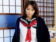 ダイスキ!人妻熟女動画 : セーラー服姿の四十路母に欲情した息子が母子交尾! 矢部寿恵