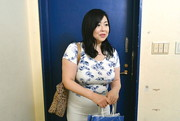 B専タケダ  : 奈良から上京した嫁の母が…爆乳義母 寺島志保41歳