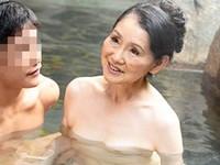 高齢人妻熟女動画 あっふ〜ん : 七十路のお婆ちゃんがかわいい孫と禁断セックス! 澤すみれ