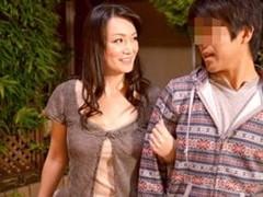 高齢人妻熟女動画 あっふ〜ん : 若い娘には真似できぬ四十路姉さん女房との濃厚セックス 京野美麗
