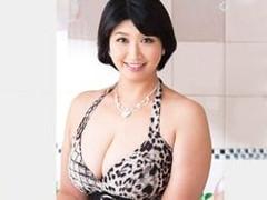 高齢人妻熟女動画 あっふ〜ん : 熟女ソープでグラマラス泡姫を指名したら母さんがでてきたw 紺野京子