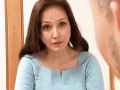 高齢人妻熟女動画 あっふ〜ん : 女手ひとつで育てた愛する息子のために躰を差し出す四十路母 水樹まや