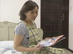 熟女ストレート : 藤崎さくら 朝勃ち息子に欲情した五十路母