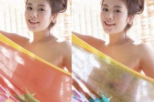 筧美和子の乳首が透けてる事故写真が流出wwwwwwwww