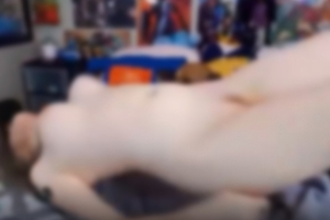 【欧米】膣内バイブを強制振動させられるエロチャット配信が熱いwwwww