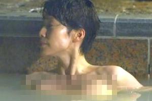 【全裸】中谷美紀がついに裸で風呂wwwwwww もう脱ぐしか仕事がないのか