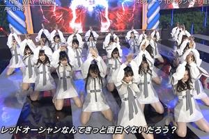 ベストヒット歌謡祭のAKB48がただのパンチラダンスだった件