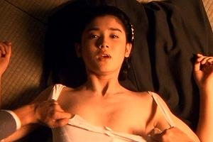 石田ひかりがおっぱいエロく放り出してヌード全開な映画濡れ場すげーぞ( ・∀・)ノ