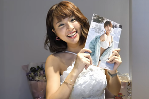 ??(チュンチュン)(台湾の乳揺れチアリーダー)様がついに爆乳写真集を発売wwwwww