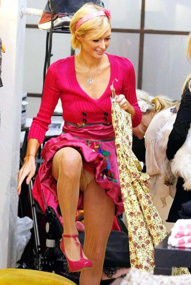 【厳選エロ画像119枚】パリスヒルトンのエロパンチラ連発とおっぱい乳首パパラッチまとめSP「セックス映像も流出しているお騒がせ海外セレブ女王!!」