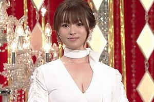 【エロ画像】深田恭子の乳モロで沸いた「第42回日本アカデミー賞」wwwwww