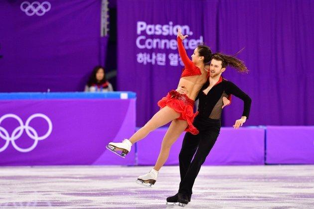 フィギュアスケート平昌オリンピックのエロ画像