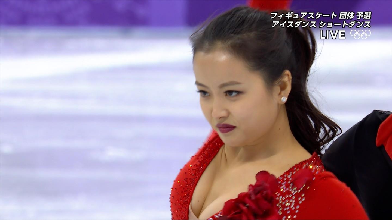 フィギュアスケート平昌オリンピック放送事故画像まとめ