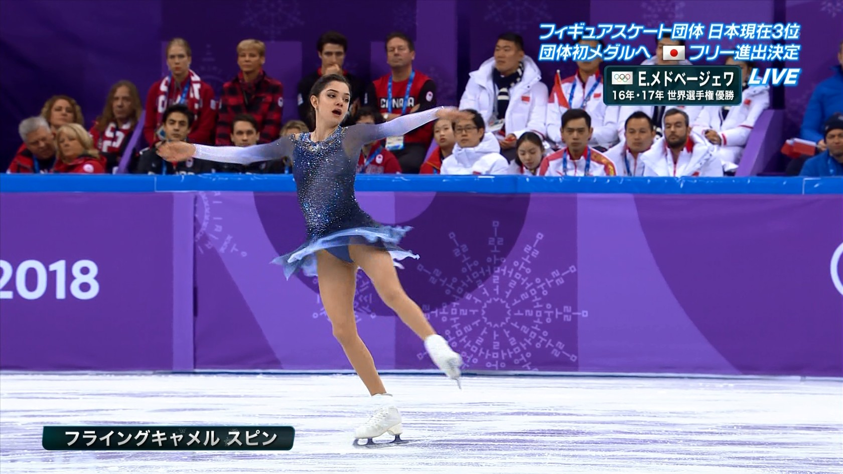 フィギュアスケート平昌オリンピックのお宝エロ画像
