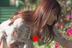 深田恭子(35)、乳房丸見え胸チラ放送事故wwwwwww