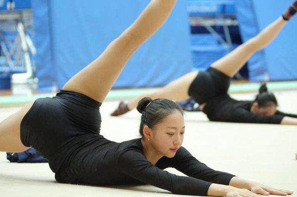 体操(畠山愛理)のエロヌード画像