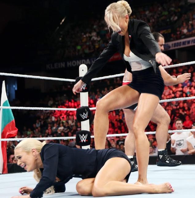 女子プロレスのアダルトエロ画像
