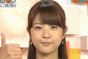 【厳選エロ画像69枚】久代萌美アナはおっぱいも巨乳でパンチラありだが、フジ女子アナで「ブスパン」と呼ばれてるお宝SP【永久保存版】