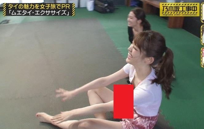 松村沙友理のエロ画像