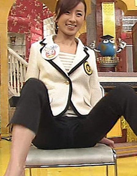 【エロ画像71枚】西尾由佳理アナのエロパンチラやおっぱいをまとめ「美人アナの日テレ代表も乳首だしたりパンツだしたり、忙しいな」【永久保存版】