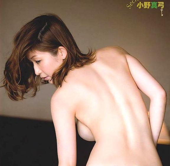 小野真弓のエロ画像
