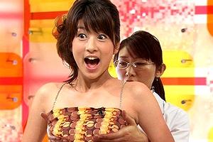【厳選エロ画像85枚】生野陽子アナ(ショーパン)のパンチラやおっぱいてんこ盛りSP【永久保存版】