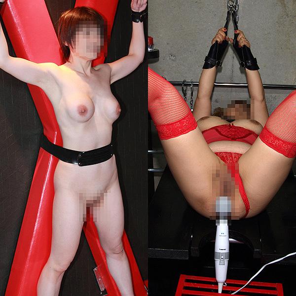 (●ロウト21人)SM専用HOTELで指導セックスしてる人妻ってガチM女だなぁーwww縛られ縛りされて悶えちゃってるよぉーwwwココまでSMプレイって女をすけべにしちまうんだなぁーwww