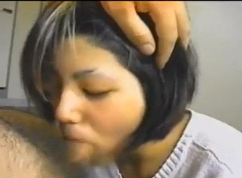 まだ挿れるのは早いから。髪撫でられながらフェラするのが好きな恋人達のフェラゴックン