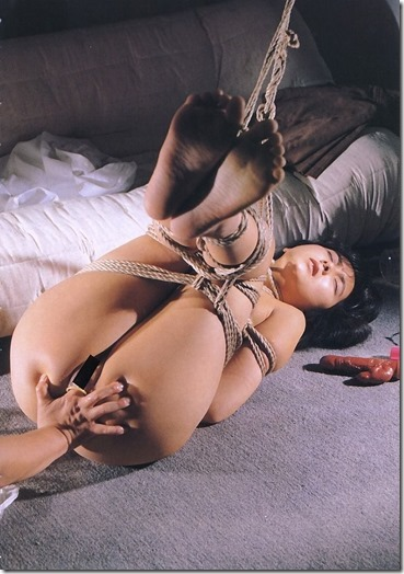 【SMエロ画像】股縄がなくても女陰ってエロいよね!って言うお股画像集(30枚)22