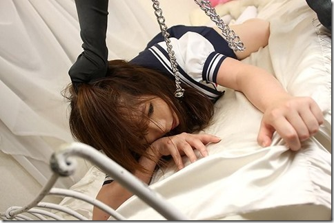 【SM緊縛画像】全裸よりエロい制服JK.牝奴隷画像集18