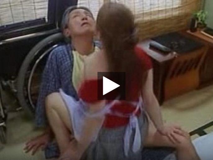 【昭和ロマン】人生初のフェラ体験は孫の嫁がしてくれて、股間が若返る爺ちゃんを見に行く