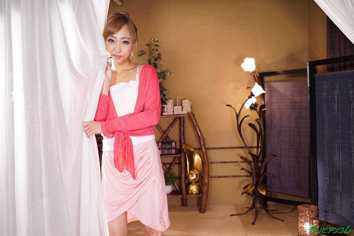 アダルト画像3次元 - ヤリマンぎゃる女優『如月ジュリ』がオイルSPAでイキまくり