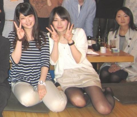 【エロ画像】【不覚パ○チラ】不覚してパ○チラしてる女子にチ●ピクゥ~☆☆☆