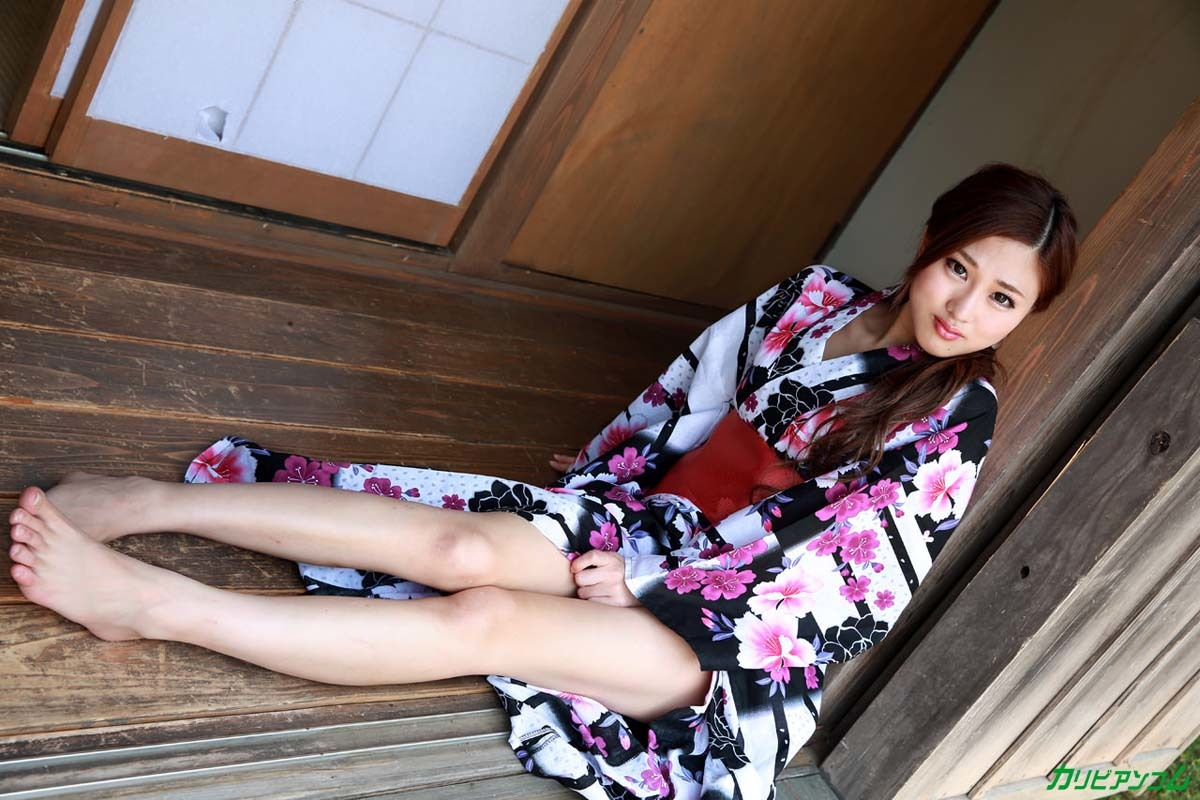 こんな暑い夏は堀口真希と浴衣デートでハメまくりたい