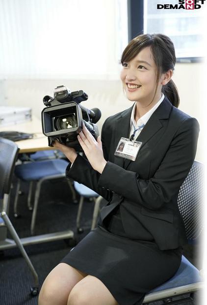 AVメーカー女子店員 技術部入社1年目 カメラアシスタント「小池さら」AV出演(新人)☆☆